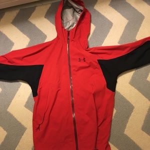 Men's small under armour jacket